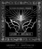 LEGEND - S - BAPTISM XX - Live at Hiroshima Green Arena [BLU-RAY] (Japan Version)
