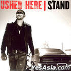 Usher - Here I Stand (First Press Limited Edition) (Korea Version)