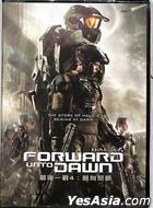 Halo 4: Forward Unto Dawn (2012) (DVD) (Taiwan Version)