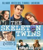 The Skeleton Twins (2014) (DVD) (Hong Kong Version)