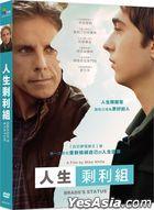 Brad's Status (2017) (DVD) (Taiwan Version)