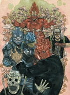 Dorohedoro (Blu-ray Box) (Part 2 of 2) (Japan Version)