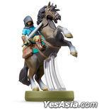 amiibo Link (Rider) (Breath of the Wild) (撒爾達傳說系列) (日本版) (再販)