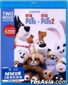 The Secret Life of Pets -  2 Movie Collection (Blu-ray) (Hong Kong Version)