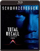 Total Recall (Blu-ray) (Japan Version)