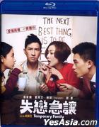 Temporary Family (2014) (Blu-ray) (Hong Kong Version)