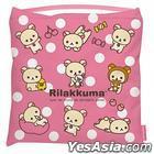 San-X Rilakkuma Simple Life Series - Mini School Cushion (Korilakkuma)