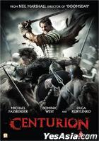 Centurion (2010) (DVD) (Hong Kong Version)