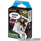 Fujifilm Mini 即影即有相紙 (Comic) (10張)