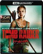 Tomb Raider (4K Ultra HD + Blu-ray) (Japan Version)