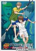 OVA The Prince of Tennis - Zenkoku Taikai Hen Semifinal (DVD) (Vol.1) (Japan Version)