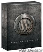 Snowpiercer (2013) (DVD) (3-Disc + Artbook) (Digipak Limited Edition) (Korea Version)