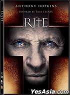 The Rite (2011) (DVD) (Hong Kong Version)