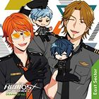 HELIOS Rising Heroes Drama CD Vol.3 East Sector (Deluxe Edition) (Japan Version)