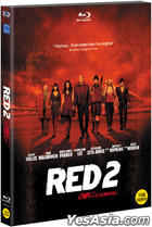 Red 2 (2013) (Blu-ray) (Korea Version)