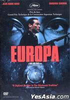 Europa (1991) (DVD) (Hong Kong Version)