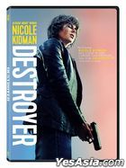 Destroyer (2018) (DVD) (US Version)