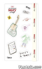 Suzy 2021 10th Fancert [A Tempo] - Finger Strap + Deco Sticker Set