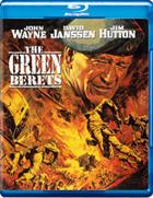 The Green Berets (1968) (Blu-ray) (Japan Version)