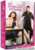 Prosecutor Princess (DVD) (6-Disc) (English Subtitled) (End) (SBS TV Drama) (US Version)