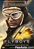 Flyboys (DVD) (Malaysia Version)