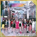 Vampire [Type A] (SINGLE + DVD) (Normal Edition) (Taiwan Version)