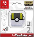 Nintendo Switch Pokemon Card Pod Hyper Ball (日本版)