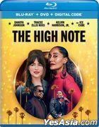 The High Note (2020) (Blu-ray + DVD + Digital Code) (US Version)