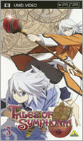 Tales of Symphonia The Animation OVA (UMD) (Vol.3) (Japan Version)