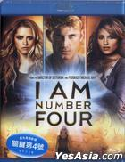 I Am Number Four (2011) (Blu-ray) (Hong Kong Version)