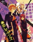 Tokyo Ravens Blu-ray Box (Low Priced Edition) (Japan Version)