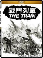 The Train (1964) (DVD) (Taiwan Version)