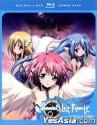 Heaven's Lost Property: The Angeloid Of Clockwork (Blu-ray + DVD Combo) (US Version)