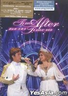 Alan Tam x Teresa Carpio 'Time After Time' Live in Concert 2012 (3DVD)