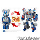 BE@RBRICK : BE@RBRICK x TRANSFORMERS OPTIMUS PRIME (AGE OF EXTINCTION Ver.)