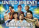 GENERATIONS LIVE TOUR 2018 UNITED JOURNEY [DVD] (Normal Edition) (Japan Version)