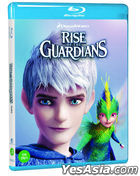 Rise of the Guardians (Blu-ray) (Korea Version)