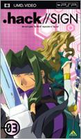 .hack//SIGN (UMD) (Vol.3) (Japan Version)