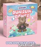OH MY GIRL Mini Album Vol. 8 - Dear OHMYGIRL (DUN DUN BEAR Version) + Poster in Tube (DUN DUN BEAR Version)