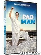 Pad Man (2018) (DVD) (English Subtitled) (Hong Kong Version)