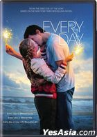Every Day (2018) (DVD) (US Version)