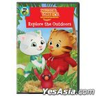 Daniel Tiger's Neighborhood: Explore the Outdoors (DVD) (US Version)