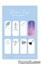 Astro Rise Up Exhibition Official Goods - PET Bookmark Set B