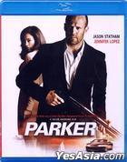 Parker (2013) (Blu-ray) (Hong Kong Version)
