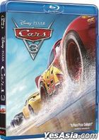 Cars 3 (2017) (Blu-ray) (Hong Kong Version)