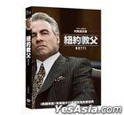 Gotti (2018) (DVD) (Taiwan Version)