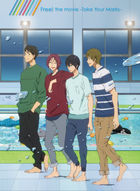 Free! -Take Your Marks- (Blu-ray + Script Book) (Limited Edition) (Japan Version)