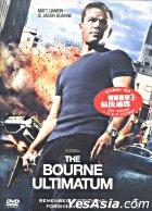 The Bourne Ultimatum (DVD) (Hong Kong Version)