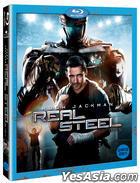 Real Steel (Blu-ray) (Korea Version)