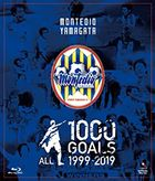 Montedio Yamagata ALL 1000 GOALS J.LEAGUE 1999-2019 (Japan Version)